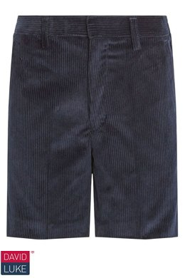 Boy's Corduroy Classic Fit Shorts