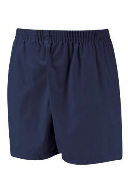 Brushed Cotton Sport Shorts